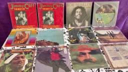 Jimi Cliff Lp vinil, disco e capa originais, diversos, em bom estado
