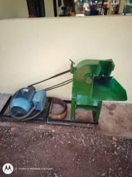 Picador e triturador