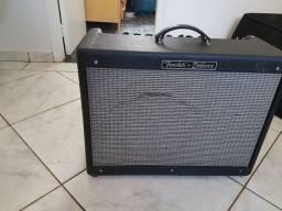 Amplificador fender delux hot road   válvulado  mexicano