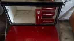 Caixa de cozinha grande $ 390 + caixa de ferramentas $90