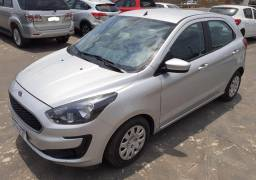 KA HATCH SE PLUS 1.0 MT FLEX PRATA 2019-2020