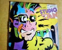 Lp Frank Zappa Studio Tan 1978