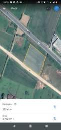 Terreno de 3600 m2 centro de massaranduba