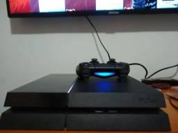 Playstation 4 + 33 jogos