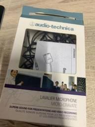 Microfone Audio-technica Atr3350is Funcionando Perfeitamente