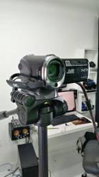 Câmera filmadora Saída HDMI Limpa para LIVE
