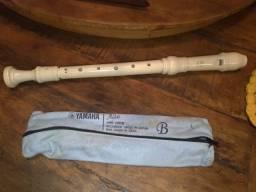 Flautas Contralto e Soprano Yamaha