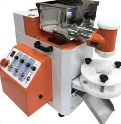 máquina modeladora de salgado