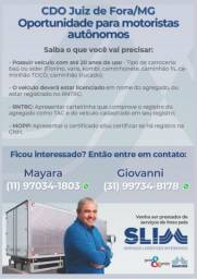 Oportunidade para autônomos no maior Atacadista do Brasil