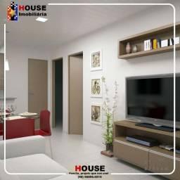 145 - Condominio, Santo Estevam, Casas de 2 quartos
