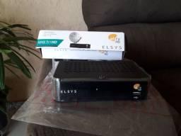 Receptor Oi TV HD ETRS37 - Elsys