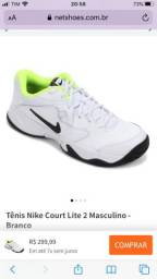 Tênis Nike Court Lite 2 - Usado