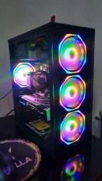 Cpu Gamer i7 RX 580 nitro
