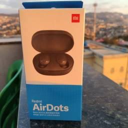 Revolucionário! Air Dots da Xiaomi.. Novo Lacradão com garantia e entrega!