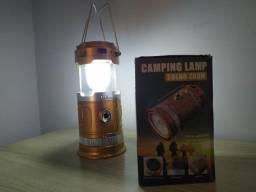 Lampião Para Barraca - Lanterna com foco ajustável