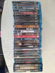 Coleção 116 filmes blu-ray