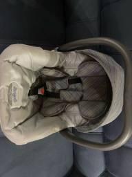 cadeirinha bebê conforto da burigotto + retrovisor para ver o bebê