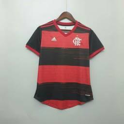 Flamengo feminina tamanho P,M e G