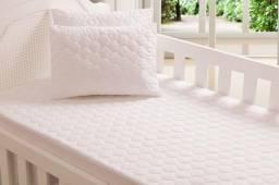 Protetor para colchão impermeável