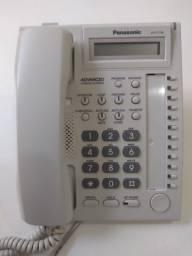 Telefone fixo Panasonic KX-T7730 branco