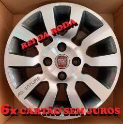 Jogo de rodas Palio Adventure - ARO14 - KR R59