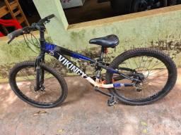 Bicicleta aro 26 troca ou venda