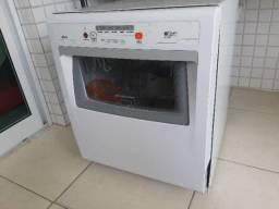 Vendo Lava Louça Brastemp - 100 v. Impecável - 8 Serviços Branca - Blf08 - Active
