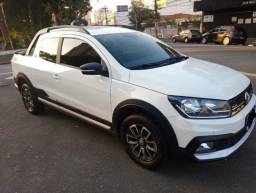 Saveiro Cross 2017 Cabine Dupla Flex Lindona