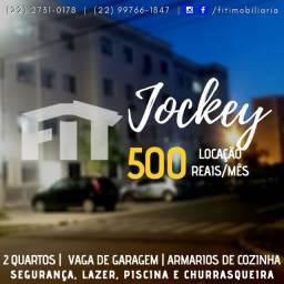 Aluguel   jockey   guarani   2 quartos