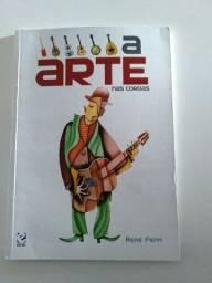 Livro Arte nas cordas - René Ferri