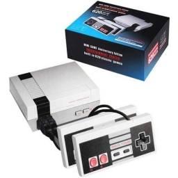 Nintendo Clássico Nes Retro 600 Jogos 2 Controles