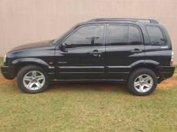 Chevrolet tracker mod. 2007 - 4x4 com reduzida - segundo dono