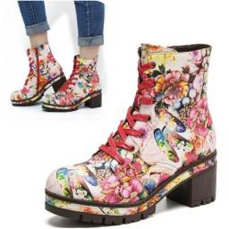 Socofy até 65% off Aproveite!!! Calçados Femininos Recém-Chegados Socofy Beautiful Shoes