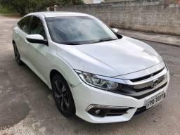 Honda Civic Ex 2.0 aut. 2017 branco pérola