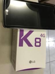 Celular k8 LG em Caruaru