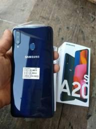Samsung A20s NOVOS Embalagem LACRADA Original