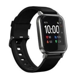 Relógio Inteligente Haylou Ls02 Smartwatch Global. Acompanha duas pulseiras extras!!!