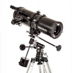 Telescópio Newtoniano Equatorial 1000x114mm