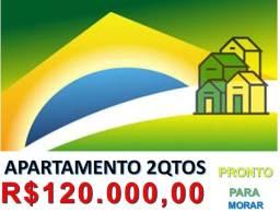 SCL - 115 - Apê Maravilhoso em Jacaraípe *2Qtos,Varanda*