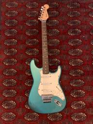 Guitarra Squier Stratocaster Fender (captadores Fender Texas)