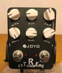 Pedal Joyo Extreme Metal. Novo !