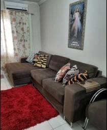 Sofá 3.10 metros, marrom