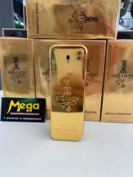 Perfume Paco Rabanne One Million 100ML Masculino Importados Original Novos Lacrados