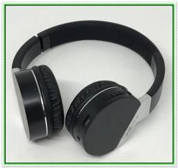 Fone Bluetooth entra para Cartão Sd Radio Fm. NOVO