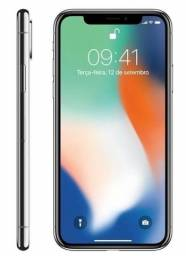 iPhone X Branco 256Gb usado