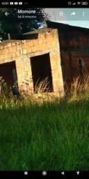Vendo ou troco casa com terreno
