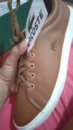 Sapato Lacoste tamanho 39