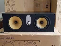 Caixa Bowers & Wilkins HTM61 S1 B&W