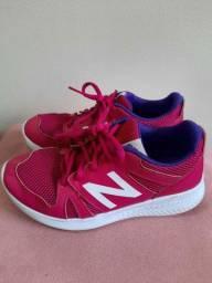 Tênis New Balance tam 30 infantil