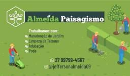 TRABALHAMOS COM MANUTENÇÃO DE JARDINS , PAISAGISMO ETC..